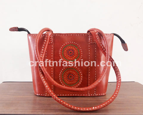 Fashion Wear Leather Handbag