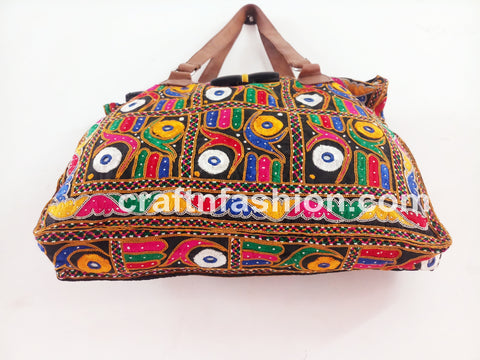 Women Fashion Hand Embroidered Kutch Bag