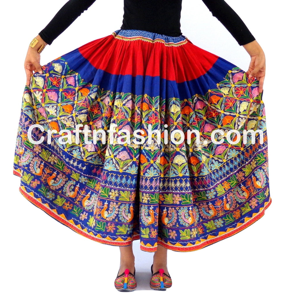 Antique Banjara tribal Skirts Woman's skirt (Gaghra)