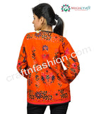 Handmade Women's Tikki Work Jacket