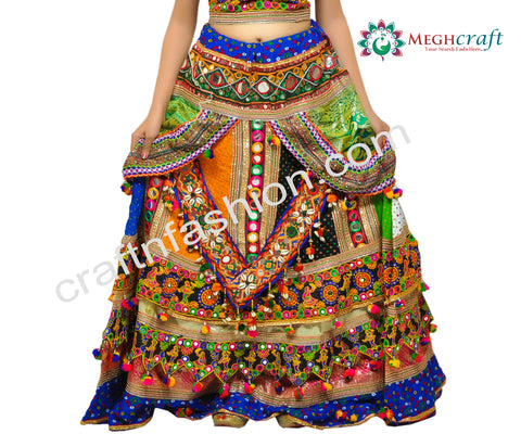 Traditional Dandiya Dance Wear Costume