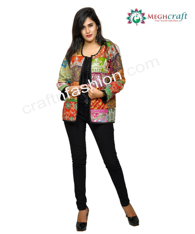 Women Fashion Indo Western Jacket