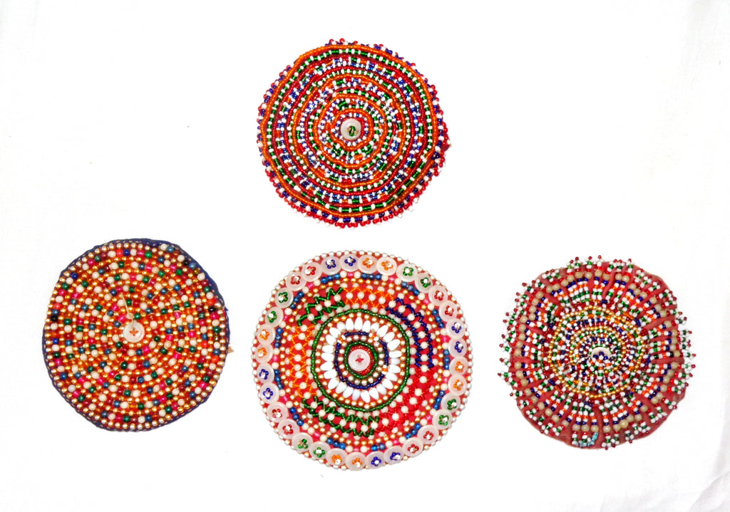 Bohemian Vintage Hippie Round Patches