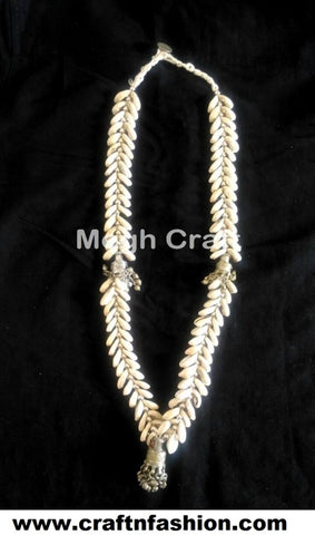 Designer Shell Fashion Wear Necklace