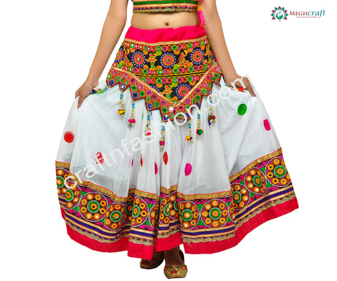 Gujaratri Dandiya Dance Wear Skirt