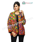 Tribal Gypsy Kutch Embroidery Jacket