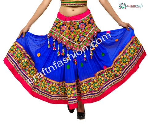 Women's Traditional Navratri Wear Lehenga