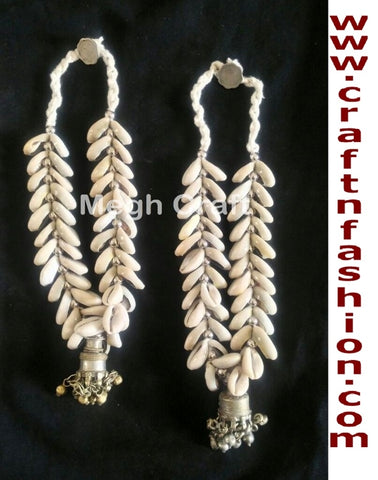Vintage Tribal Shell Fashion Wear Necklace