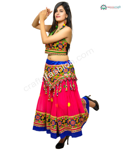 Indian Traditional Dandiya Dance Costume