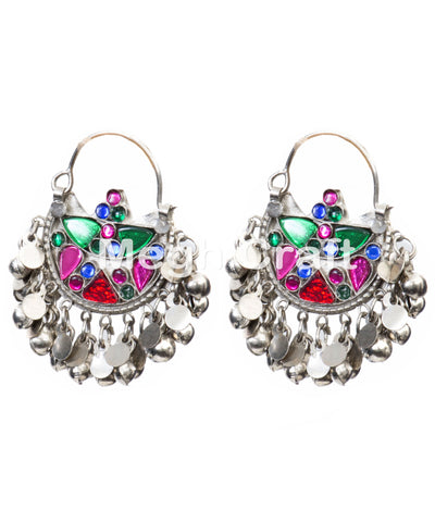 Bellydance Kuchi Earrings