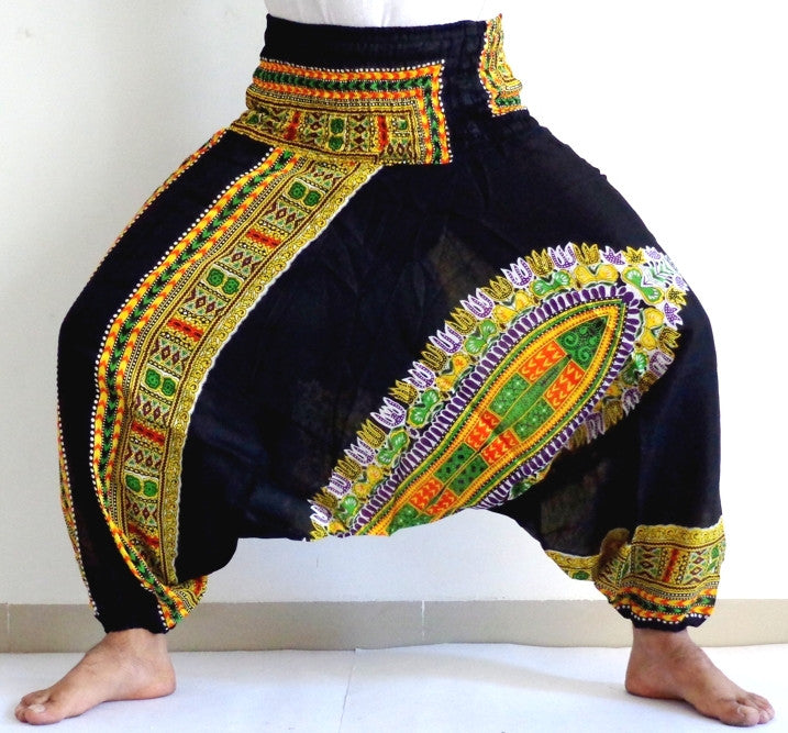 Indian Designer Yoga Harem Pants
