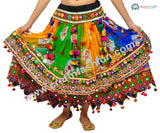 2018 Two Layer NAvratri Chaniya Choli