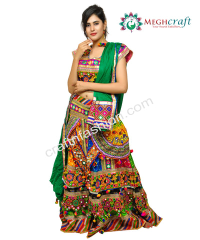 Traditional Navratri Wear Chaniya Choli