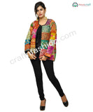 Tikki Work Bohemian Women's Jacket.