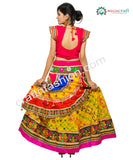 Gujarati Traditional Dandiya Dance Wear Choli