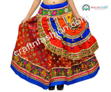 Indian Traditional Garba Dance Costume
