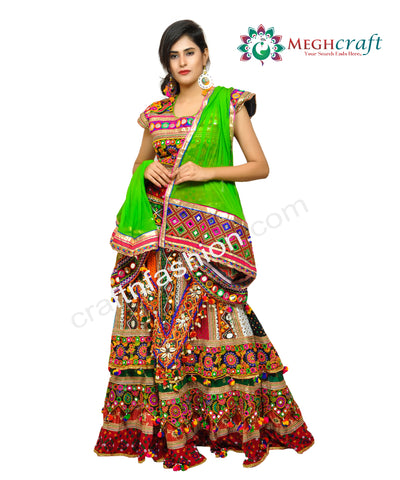 Women's Fashionable Navratri Wear Costume