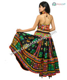 Beautifully Embroidered Navratri Dance Wear Skirt