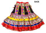 Vintage Kutch Embroidered ChaniyaCholi