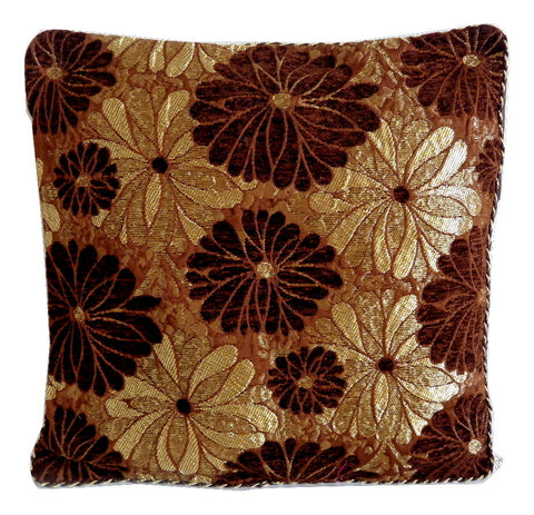 Val vet Beaded Cushion Cover(5PC)