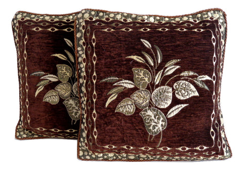 Val vet Print Cushion Cover(2PC)