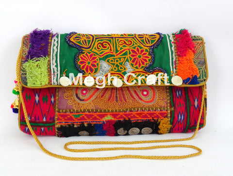 Indian Vintage Wedding Purse