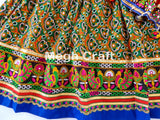 Indian Sanedo Style Kutchi Navratri Chaniya Choli