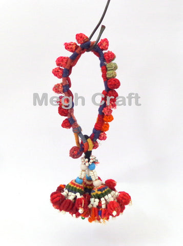 Indian banjara POM POM  Bracelet