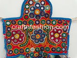 Kutch Embroidery Boho Hippie Gypsy Wall Decor