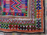 Gujarati Home Decor-Wall Decor Tapestry