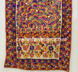 Antique Kutch Handcrafted Wall Hanging