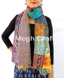 Indian Ethnic Embroidery Scarves Scarf