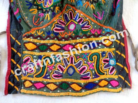 Dandiya Dance Wear Embroidery Kutch Blouse