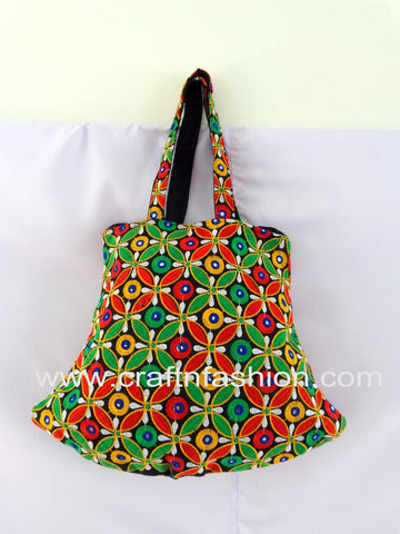 Traditional Vintage Handmade Boho Bag