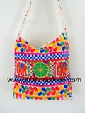 Banjara Bohemian Multicolored Khadi Bag