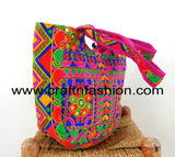 Women's Banjara Hippie Boho Kutchi Work Bag