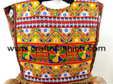 Multicolored Vintage Handmade Shoulder Bag