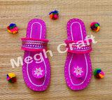 Indian Traditional Kutch Chappal