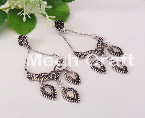 Handicraft  Silver Plated Earring