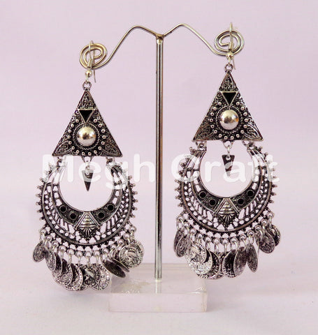 India Navratri Fashion Earrings