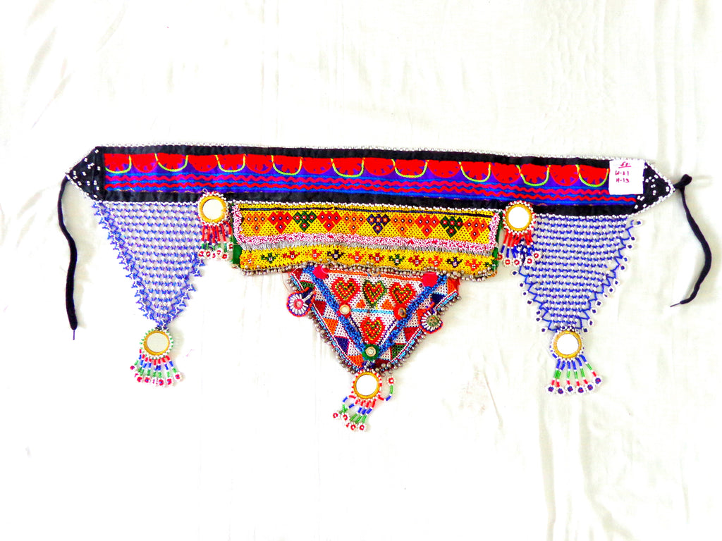 Kuchi Tribal Gypsy Banjara Hip Belt