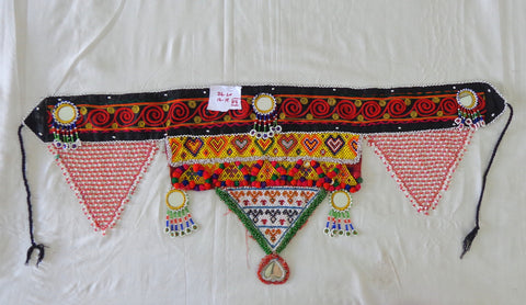 Banjara Boho Gypsy Tribal Waist Belt