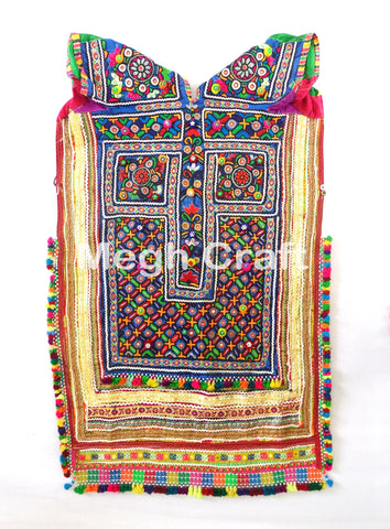 Hand-crafted Rabari Kanjri  Blouse