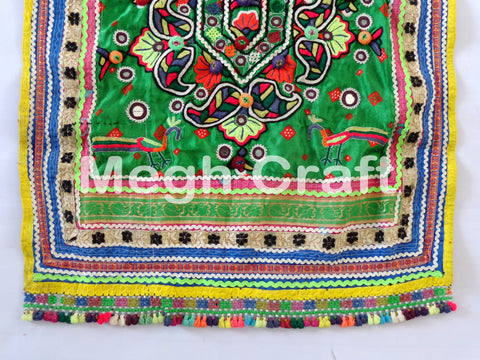 Gujarati Backless Kanjari Blouse