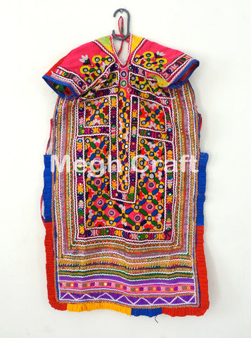 Kutch embroidered Kanjari Blouse