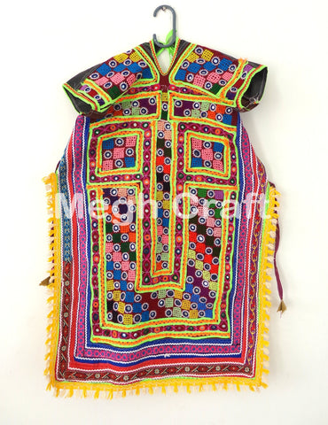 Handmade Backless Kanjari Blouse