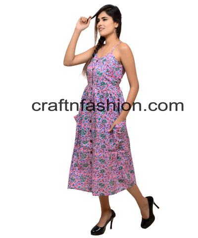 Designer Fashion Wear Indo Western Dress