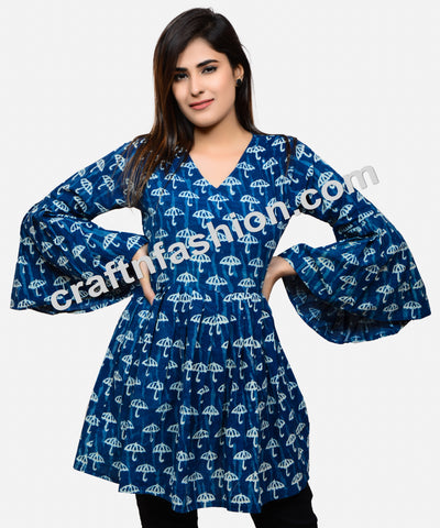 Fashion Wear Indo Western Top