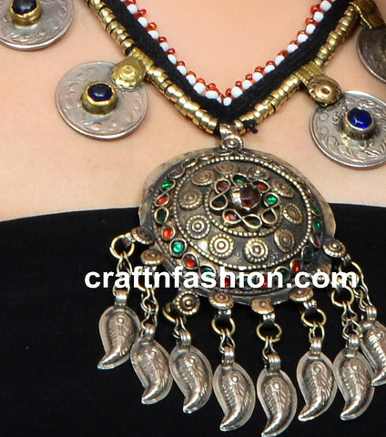 Boho Gypsy Belly Dance coin Jewelry