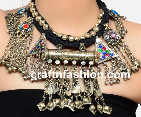Women Fashion Antique Afghan Jewelry